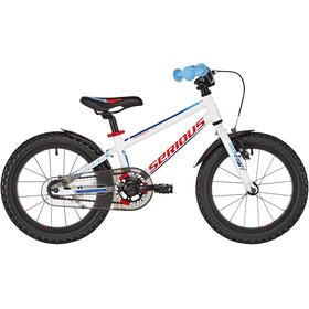 "Serious Superhero - Vélo enfant - 16"" blanc"